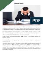 El TDAH y El Comienzo de La Vida Laboral