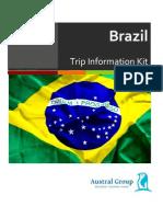 trip info kit brazil