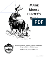 2013Moose Hunters Guide