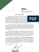 Tribunal Constitucional declaró improcedente hábeas corpus interpuesto por Antauro Humala