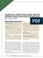 Adverse Drug Interactions 2