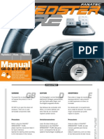 Manual Speedster Pure