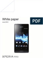Whitepaper En St23 Xperia Miro 5
