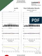 Vizio M551D-A2R calibration report