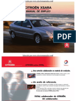 Citroen Xsara Manual Empleo Esp
