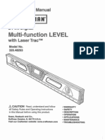 Craftsman Digital Level