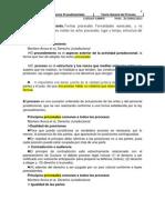 4. Proceso y Procedimiento. Formas Procesales. Formalidades Esenciales, y No Esenciales.