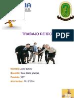 Trabajo de Icc Jami