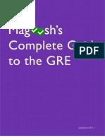 Magoosh GRE eBook