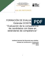 Manual Del Participante Ec 076