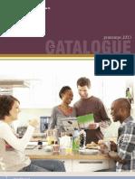 Catalogue Produits