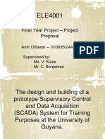 Project Proposal - Presentation