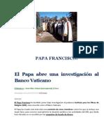 Papa Frrancisco