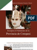 Recuperando el Patrimonio de la Provincia de Cotopaxi..pdf