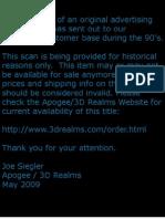 Wolfenstein Super Upgrades