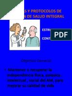 NORMA Y PROTOCOLOS DE ATENCIÓN DE SALUD INTEGRAL