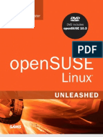 SAMS OpenSUSE Linux Unleashed (2008)