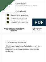 Practica 7 (Tema 7) Morteros Garq (2012-13)