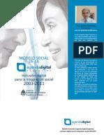 Modelo Social de La Agenda Digital Argentina