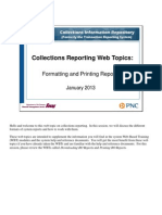 Formatting and Printing Reports