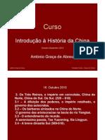 História+da+China+II