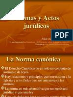 DCI 12. Normasyactos