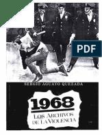 Aguayo, Sergio - 1968 Los Archivos de La Violecia
