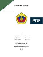 Accounting English II
