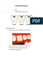Operatoria Dental 10