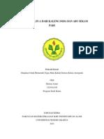 SKA - Sintesis Zeolit-A Dari Kaleng Soda Dan Abu Sekam Padi 1.1