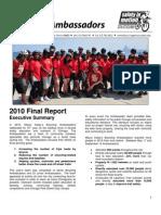 City of Chicago's Bicycling Ambassadors 2010 Final Report.bike