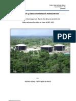 Distribución y almacenamiento de hidrocarburos
