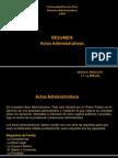 Actos Administrativos MaibelMedina