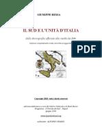 Il Sud E L Unità'italia G Ressa Briganti Due Sicilie Libertà