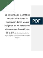 Tesina Medios de Comunicacion y Racismo Revisado Por Xerdo Puerko y Reeditado
