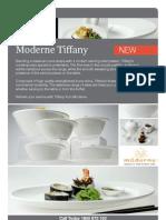 FEI Moderne Tiffany Chinaware