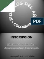 franquicia modelos del año colombia