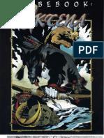 Werewolf - Tribebook - Uktena (Revised)