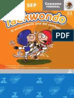 Taekwondo Fundamentos