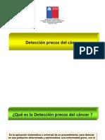 Deteccion Precoz Cancer