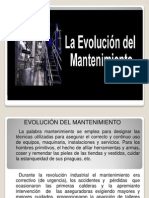 50172362 Evolucion Del Mantenimiento