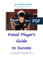 Futsal Players Guide to Success