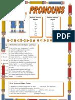 Islcollective Worksheets Elementary a1 Elementary School High School Pronouns Wor Pencils Domingo 167864eb6b49bf09076 22375473