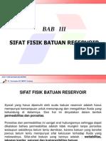 Bab 3 - Sifat Fisik Batuan Reservoir