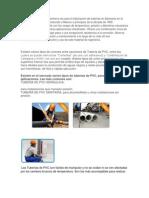 El PVC fue utilizado por primera vez para la fabricación de tuberías en Alemania en la década de 1930 y fue introducido a México a principios de la década de 1960