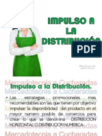 IMPULSO A LA DISTRIBUCIÓN VERSION BLOG