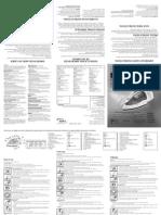 Instructions on F8C