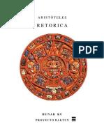 RETORICA - ARISTOTELES
