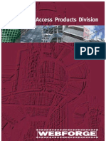 AU - Webforge - Access Systems Brochure