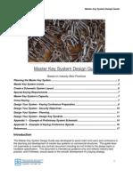 CMLLC Master Key System Design Guide V11